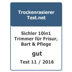 sichler-10in1-trimmer-urteil-trockenrasierertest